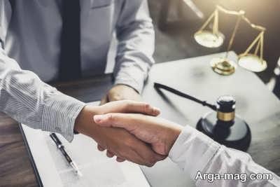 انتخاب وکیل خوب