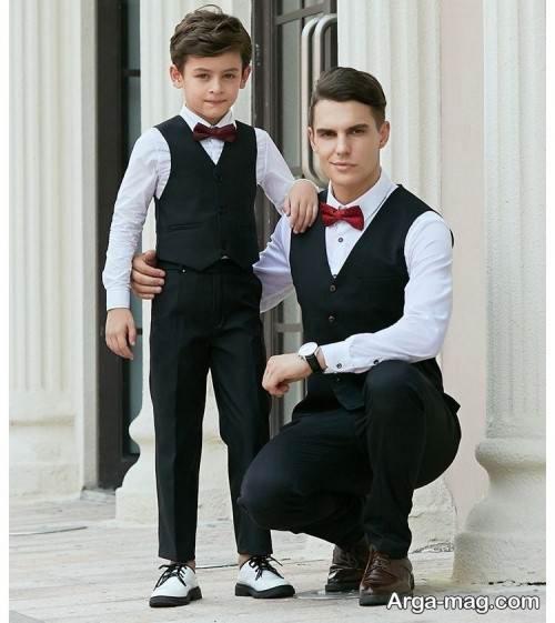 ست مجلسی پدر و پسر