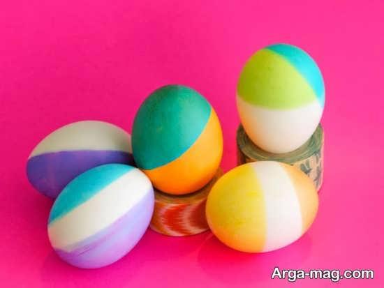 تخم مرغهای رنگی