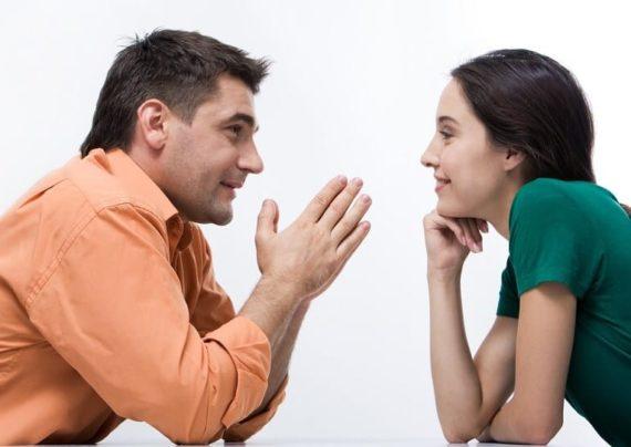 مشورت کردن با همسر
