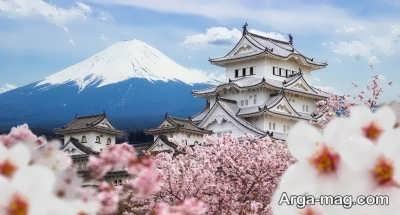 آشنایی با زیبایی های کشور ژاپن