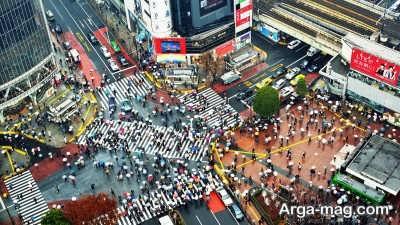 آشنایی با مهم ترین شهر های ژاپن
