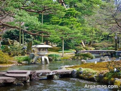 بازدید از باغ های زیبا و سرسبز ژاپن