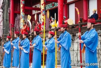 آشنایی دوران های مختلف سرزمین ژاپن
