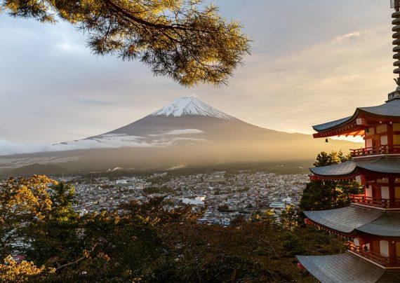 آشنایی با جاذبه های گردشگری در کشور ژاپن