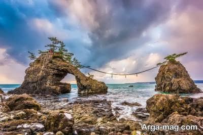 بازدید از جزیره های موجود در ژاپن