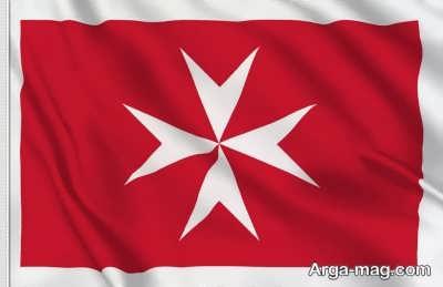 پرچم سرزمین مالت