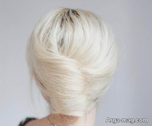 مدل مو بسته روزانه