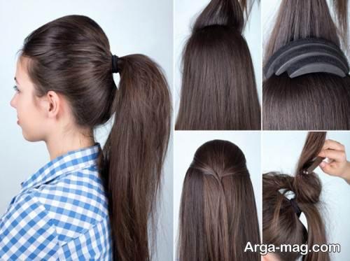 مدل مو دم اسبی زنانه