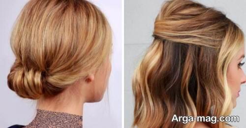 مدل مو باز و شیک