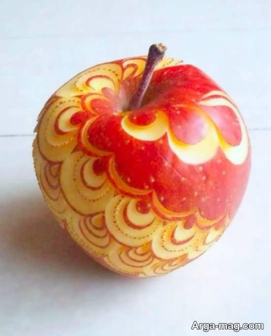 دکوراسیون سیب سفره هفت سین