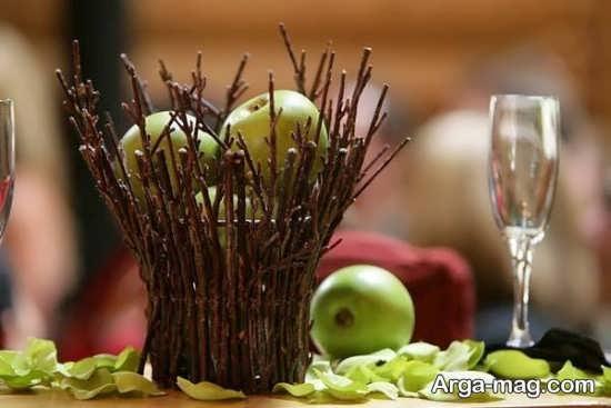 تزیینات سیب هفت سین
