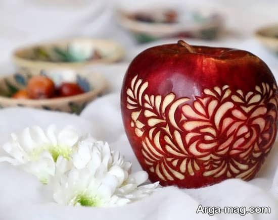 دیزاین سیب هفت سین