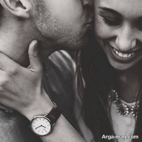 تصویر خفن و عاشقانه دونفره بدون متن