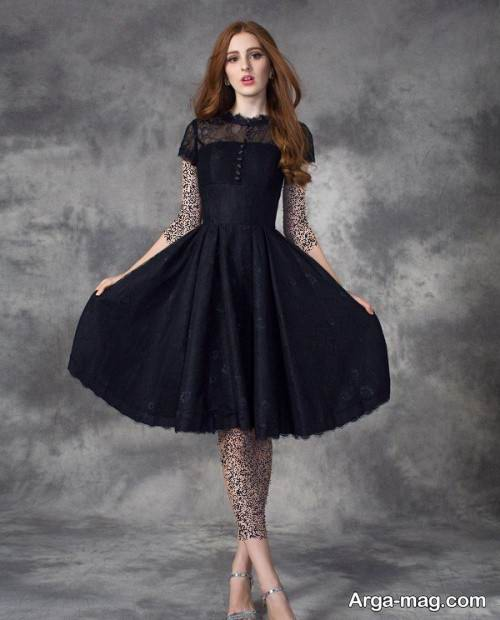 لباس مجلسی زیبا