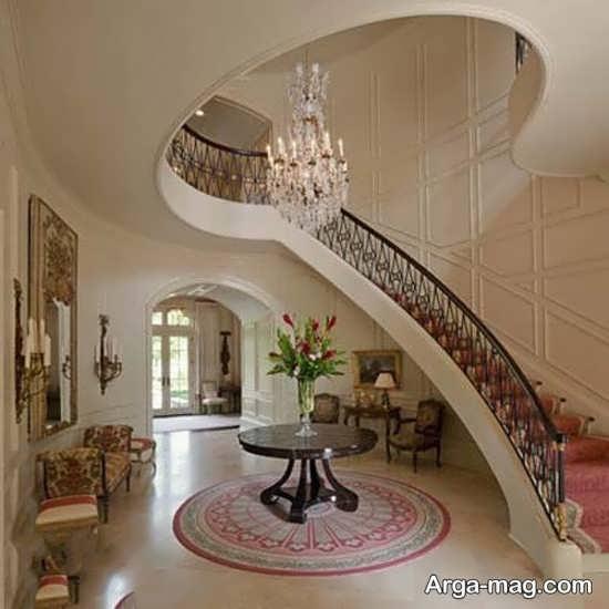معماری خاص خانه دوبلکس