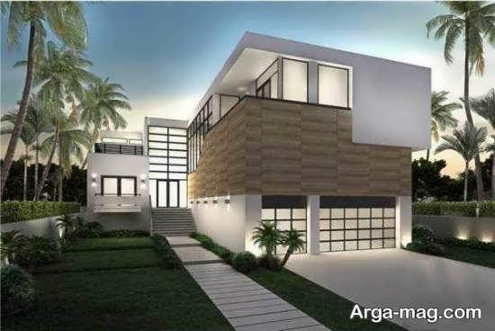 طراحی خانه دوبلکس+عکس