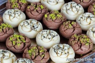 شیرینی بهشتی مخصوص عید نوروز