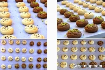 روش پخت شیرینی بهشتی مخصوص عید نوروز