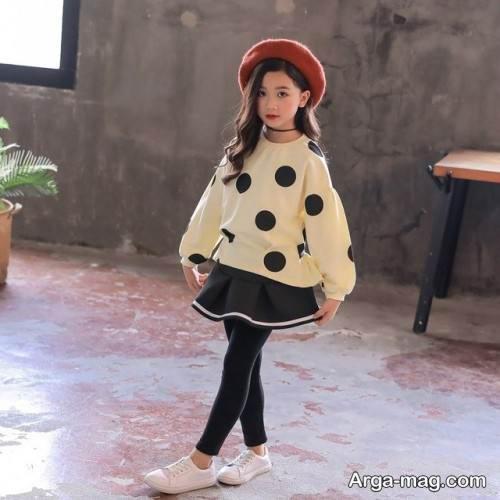لباس کودک دخترانه برای عید 99