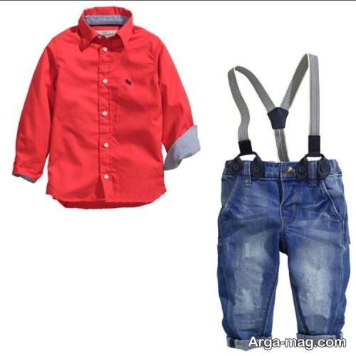 مدل لباس شیک بچه گانه