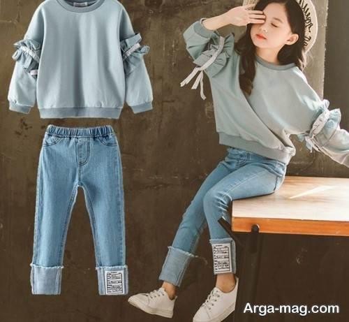 مدل لباس کودک دخترانه 99