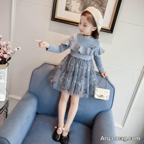 مدل لباس بچه گانه عید ۹۹ با طرح های زیبای دخترانه و پسرانه