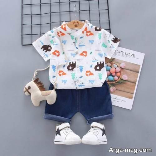 مدل لباس کودک زیبا و جدید
