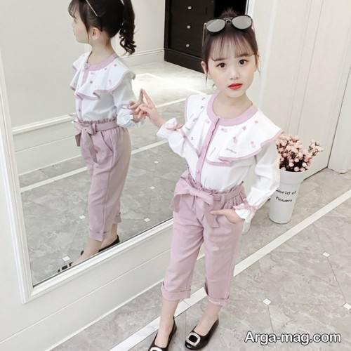 مدل لباس بچه گانه برای عید 1399