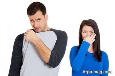 برطرف کردن بوی نم لباس