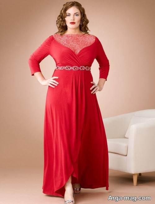 لباس شب زنانه میانسال