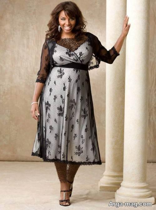 مدل لباس شب خاص زنانه