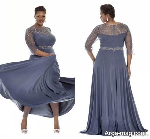 مدل لباس شب زیبا زنانه