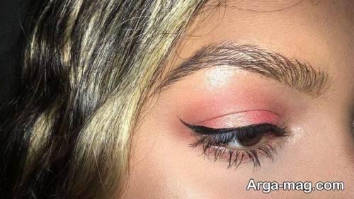 سایه چشم دخترانه