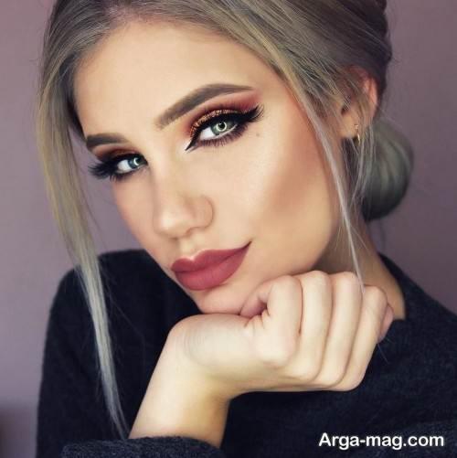 آرایش زیبا چشم