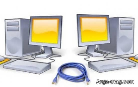 جابجایی راحت فایل بین دو کامپیوتر