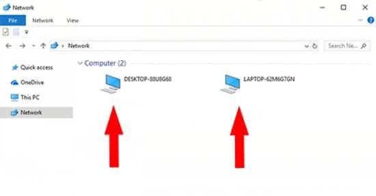 روشهای سریع انتقال فایل در کامپیوتر