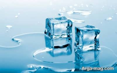 یخ و کم خونی