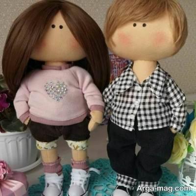 عروسک فانتزی هدیه ای مناسب مخصوص خانم های جوان