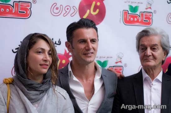 بیوگرافی نیلوفر خوش خلق هنرپیشه دوست داشتنی ایرانی