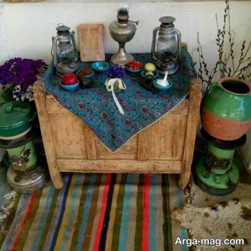 هفت سین سنتی و زیبا