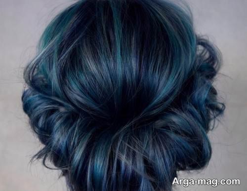 رنگ موی زیبا زنانه