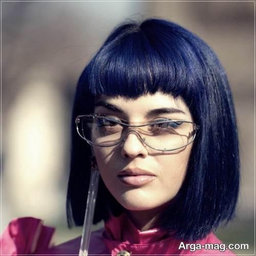 مدل موی شیک دخترانه
