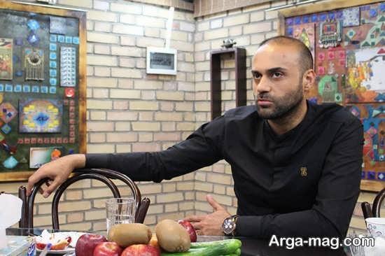 بیوگرافی حمید حامی + همسرش