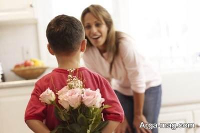 متن احساسی برای تبریک روز مادر