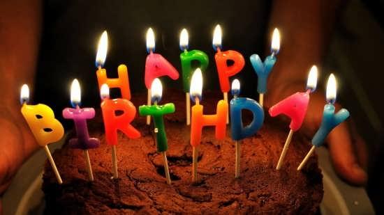 تصویر پروفایل زیبا تولدت مبارک
