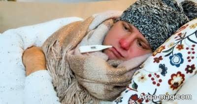 روش های درمان خانگی آنفولانزا