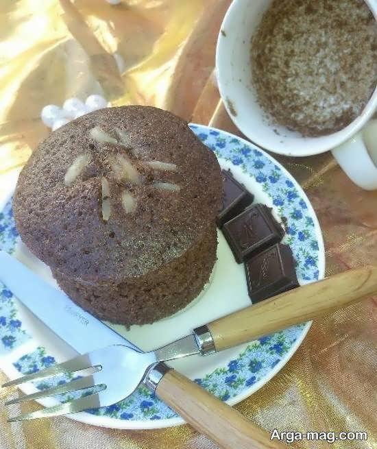 طرز آماده سازی کیک خیس لذیذ با ظاهری زیبا