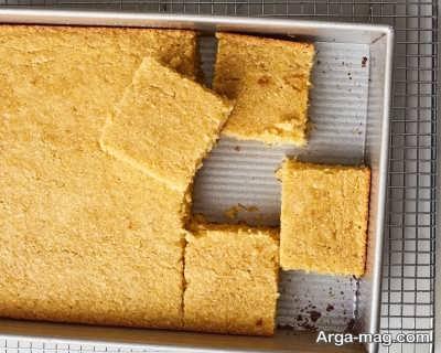 طرز تهیه نان ذرت خانگی