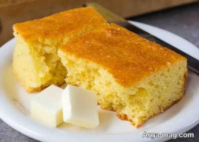 روش تهیه نان ذرت خانگی